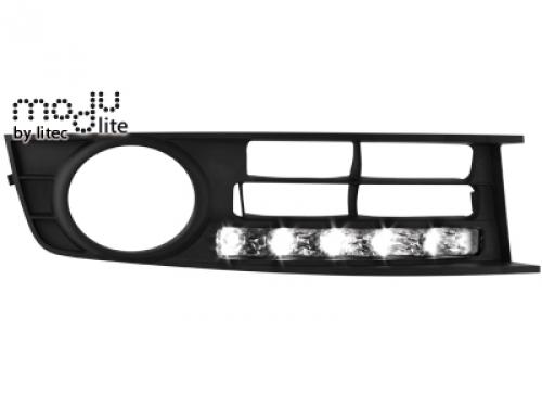 MODULITE Tagfahrlicht Audi A4 8E 01-05 mit NSW_smoke