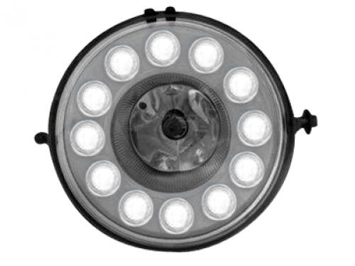 Nebelscheinwerfer TAGFAHRLICHT MINI One/S/JCW/R56 _chrome